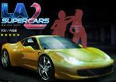 3D LA Süper Arabalar