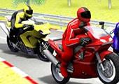 3D Motosiklet Yarışı