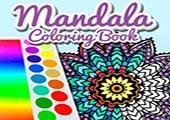 Boyama Kitabı Mandala