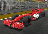 Çılgın 3D Formula Yarışı