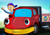 Easter Yumurta Taşıyıcı