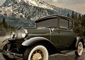 Klasik Arabalar Yarışıyor