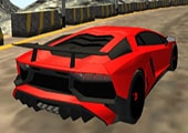 Lamborghini Drift 3D