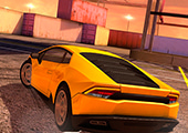 Lamborghini Drift Simülatör