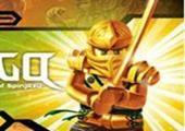 Lego Ninja Go