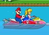 Mario Jet Ski Yarışı