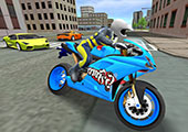Motor Simulator Drift 3D