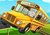 Okul Otobüsü Park Et