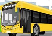 Okul Otobüsü Sokakta