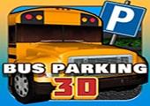 Otobüs Park Etme 3D
