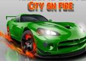Şehirde Yangın