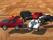 Serbest Araba Sürme 3D