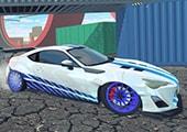 Simulatör Araba Arenası