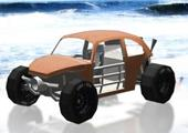 Süper Buggy Yarışı 3D