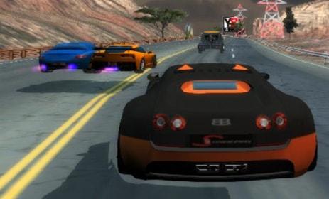 Süper Hızlı Yarışçı