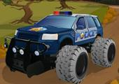 Teksas Polisi Off Road