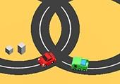 Trafikte Daireler